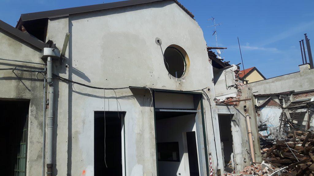 costruzione nuovo eco-edificio Milano