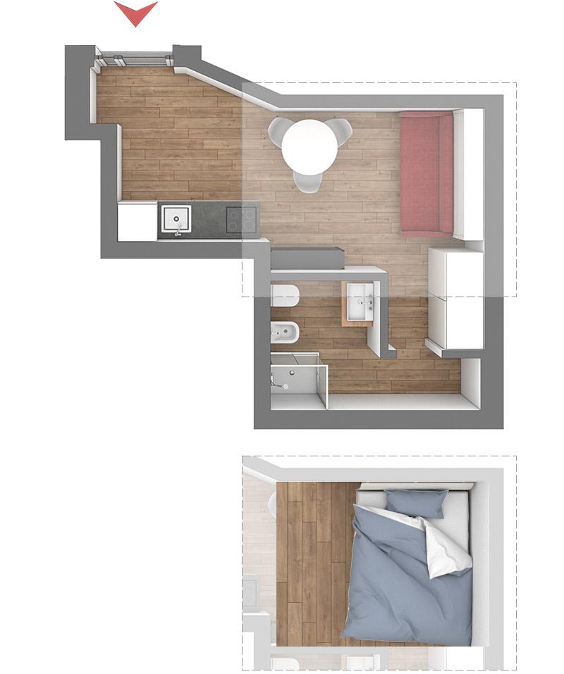 Studio 5.0 Milano eco-living