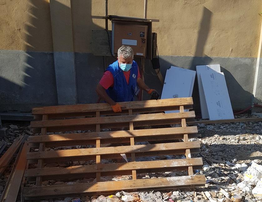 eco-living costruzione